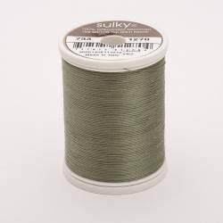 Sulky Cotton 30, 450 m Fb. 1270 Dark Gray Khaki
