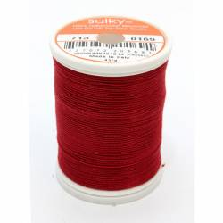Sulky Cotton 12, 300 m, Fb. 0169 Cabernet Red