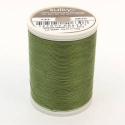 Sulky Cotton 30, 450 m Fb. 0630 Moss Green