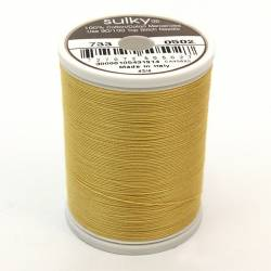 Sulky Cotton 30, 450 m Fb. 0502 Cornsilk