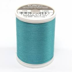 Sulky Cotton 30, 450 m Fb. 1095 Turquoise