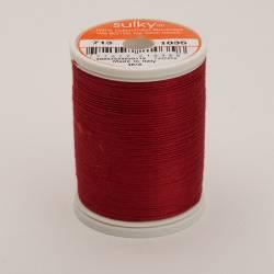 Sulky Cotton 12, 300 m, Fb. 1035 Dark Burgundy