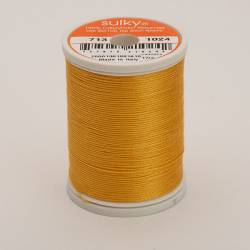 Sulky Cotton 12, 270 m, Fb. 1024 Goldenrod