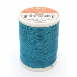 Sulky Cotton 12, 270 m, Fb. 1096 Dark Turquoise