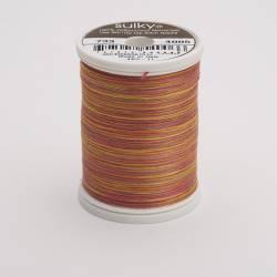 Sulky Cotton 30, 450 m Fb. 4006 Autumn Multicolour