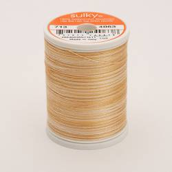 Sulky Cotton 12, 270 m, Fb. 4063 Hazelnut Multicolour