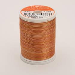 Sulky Cotton 12, 300 m, Fb. 4066 Rusty Multicolour