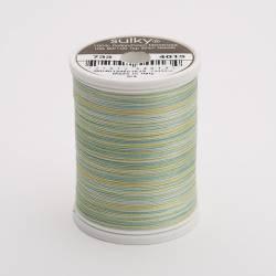 Sulky Cotton 30, 450 m Fb. 4013 Sun And Sea Multicolour