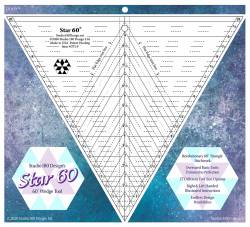 Deb Tuckers Star 60 Ruler