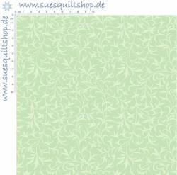 Benartex Bluebird Gathering Ranken zart grün