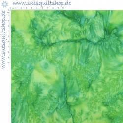 Hoffman Watercolor Batik Lime