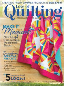 Fons And Porters Love of Quilting No. 147 May/June 2020
