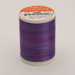 Sulky Cotton 12, 300 m, Fb. 4111 Deep Jewels Multicolor