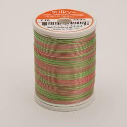 Sulky Cotton 12, 270 m, Fb. 4122 Rosebud Sweet Multicolour