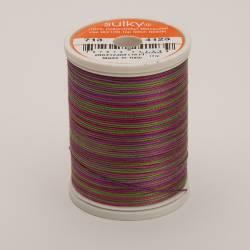 Sulky Cotton 12, 270 m, Fb. 4123 Hot Batik Multicolour