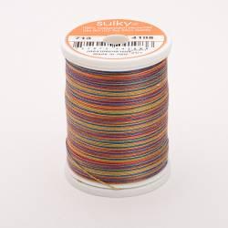 Sulky Cotton 12, 300 m, Fb. 4108 American Antique Multicolour