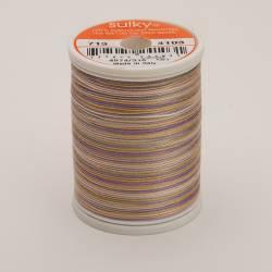 Sulky Cotton 12, 270 m, Fb. 4103 Pansies Multicolour