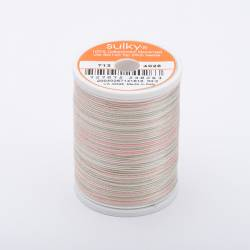 Sulky Cotton 12, 270 m, Fb. 4026 Earth Pastels Multicolour