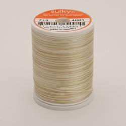 Sulky Cotton 12, 270 m, Fb. 4001 Parchment Multicolour