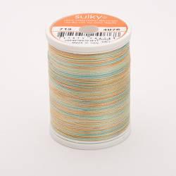 Sulky Cotton 12, 270 m, Fb. 4076 Breeze Multicolour