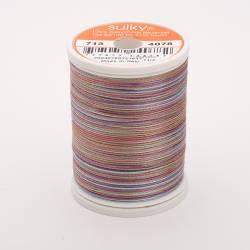 Sulky Cotton 12, 300 m, Fb. 4078 Rosewood Multicolour