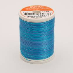 Sulky Cotton 12, 270 m, Fb. 4083 Sapphire Multicolour