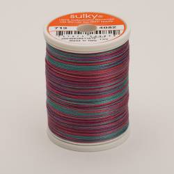 Sulky Cotton 12, 300 m, Fb. 4082 Wild Rose Multicolour