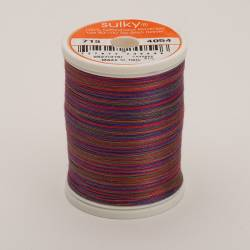 Sulky Cotton 12, 300 m, Fb. 4054 Royal Sampler Multicolour