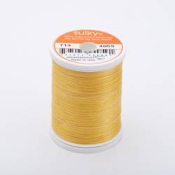 Sulky Cotton 12, 270 m, Fb. 4059 Radiant Gold Multicolour