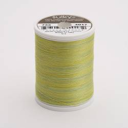 Sulky Cotton 30, 450 m Fb. 4017 Lime Sherbert Multicolour