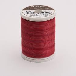 Sulky Cotton 30, 450 m Fb. 4042 Redwork Multicolour