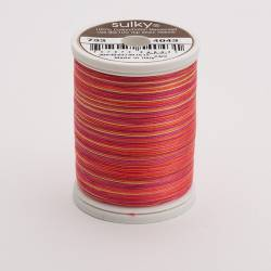Sulky Cotton 30, 450 m Fb. 4043 Tropical Multicolour
