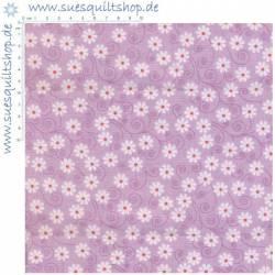 Riley Black Purple Fairy Floral