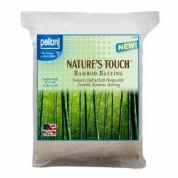Pellon Natures Touch Bamboo Blend 50% Bambus 50% Baumwolle Queen Size ca. 228 x 274 cm