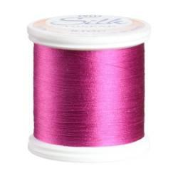 YLI Seidengarn #100/2, 200 m, Fb. 266 deep pink