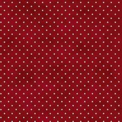 Maywood Red Classic Dot