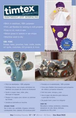 Timtex Craft Pack 15 x 18 inch
