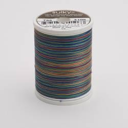 Sulky Cotton 30, 450 m Fb. 4106 Primaries Multicolour