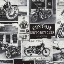 Timeless Treasures Biker Lane News