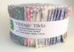 Tilda Fabric Roll Vintage Tilda Old Rose
