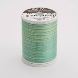 Sulky Cotton 30, 450 m Fb. 4015 Cool Waters Multicolour