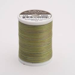Sulky Cotton 30, 450 m Fb. 4020 Moss Medley Multicolour