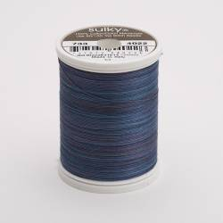 Sulky Cotton 30, 450 m Fb. 4022 Midnight Sky Multicolour