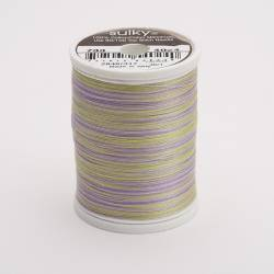 Sulky Cotton 30, 450 m Fb. 4024 Heather Multicolour