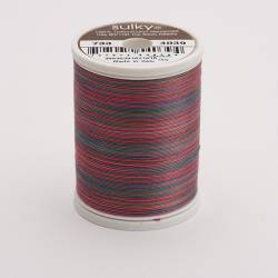 Sulky Cotton 30, 450 m Fb. 4039 Winter Holidays Multicolour