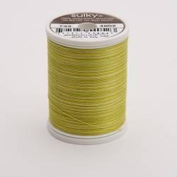 Sulky Cotton 30, 450 m Fb. 4052 Lime Batik Multicolour