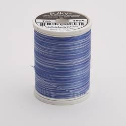 Sulky Cotton 30, 450 m Fb. 4056 Periwinkles Multicolour