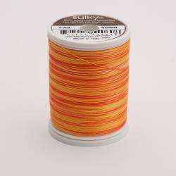 Sulky Cotton 30, 450 m Fb. 4060 Tangerine Morning Multicolour