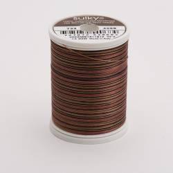 Sulky Cotton 30, 450 m Fb. 4068 Dk. Chocolate Multicolour