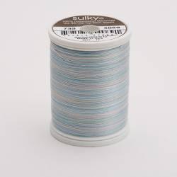 Sulky Cotton 30, 450 m Fb. 4069 Glacier Multicolour